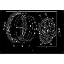 R - PIN MACHO 8xD3,6