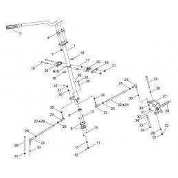 Nº 22 - Tornillo M8X16 - 1150355000