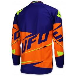 Camiseta UFO Revolt naranja...