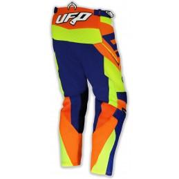 Pantalon UFO Revolt naranja...