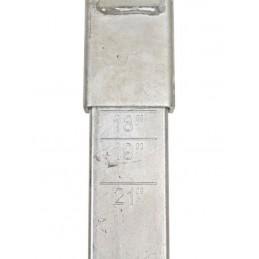 Nº 9 - Pletina con tubo - 036340018059