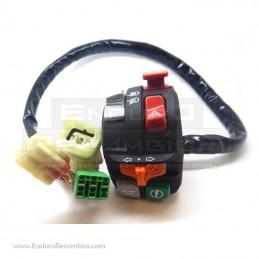 Nº 22 Pistón, compl. 300cc - Sel. A 300cc-300 RACING - 02602030800A