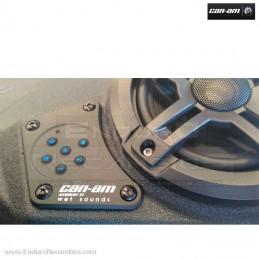 Nº 22 Pistón, compl. 300cc - Sel. B 300cc-300 RACING - 02602030800B