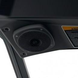 Sistema de audio elevado...
