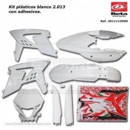 KIT PLASTICO BETA 2T/4T...