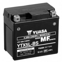 BATERIA ENDURO Yuasa YTX5L-BS