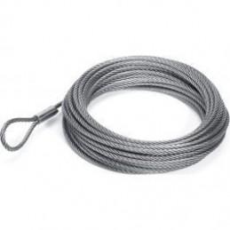 Cable metálico de repuesto...