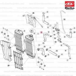Nº 24 Clip carburador -1254242000