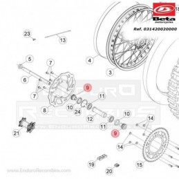 Nº 15 - Corona z49 250cc Racing - 026420070000