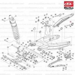 Nº31 - Soporte electroventilador - Ref.: 031390131500