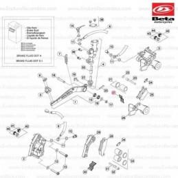 Nº 7 - Muelle pedal de freno - 026360000000