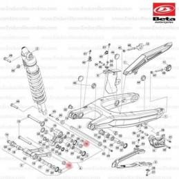 Nº 8 Cilindro 300cc-300cc RACING Ref.: 02611030000B