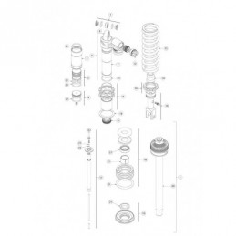 Nº 6 Perno motor Ref.: 1164607000
