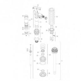 Nº 7 Tuerca M10x1,25 Ref.: 1321060000