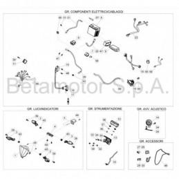 Nº 25 Kit electroventilador (opcional) Ref.: 026460018200