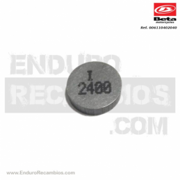 Nº 2 Válvula aspiración 430-480cc Ref.: 029150320000