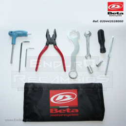 Nº 2 - Bolsa herramientas....