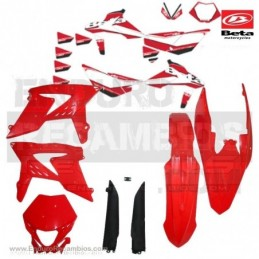 KIT PLASTICA ENDURO RR...