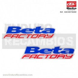 Adhesivos Horquilla Beta -...
