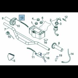 Nº 55 Sensor de inclinació n Ref.: 031400170000