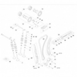 Nº 8 Tuerca M12x1 Ref.: 1325010000