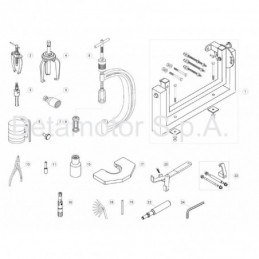 Nº 30 Válvula de descarga 250cc Ref.: 026090500000