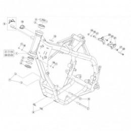 Nº 25 Serie revisión grupo térmico - Sel. A 250cc Ref.: 02611115820A