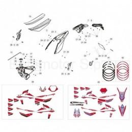 Nº 3 Brida soporte máscara Ref.: 036430362200