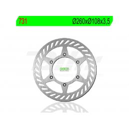 Nº 14 - Tornillo TEF M6x14 - 031410160000