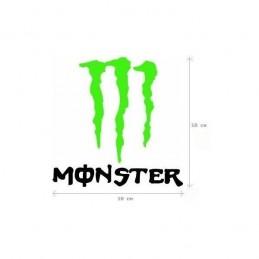 Adhesivo Monster