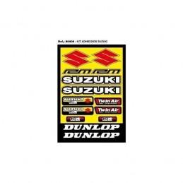 Kit Adhesivos Suzuki