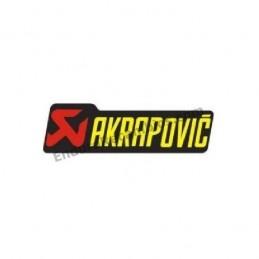 Adhesivo Akrapovic...