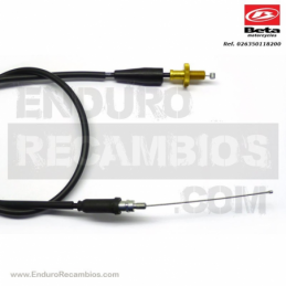 Nº 38 CABLE MANDO GAS...