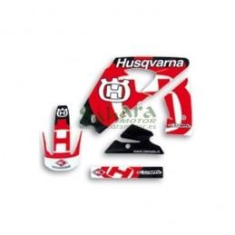 Kit Adhesivos 2004 Rojo