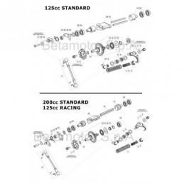 Nº 14 Válvula BOOSTER 125cc...