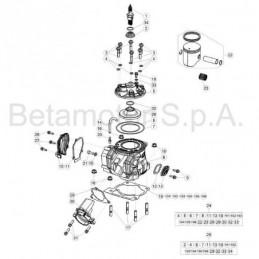 Nº 195 Junta cilindro SP....