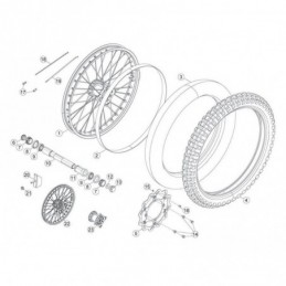 Nº 4 Neumático - 1281575000