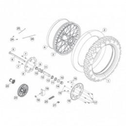 Nº 1 Neumático - 1281584000