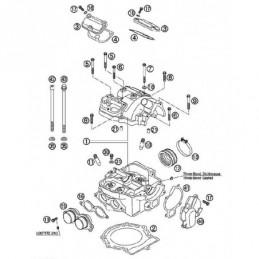 Nº 1 Culata(Completa) Motor...