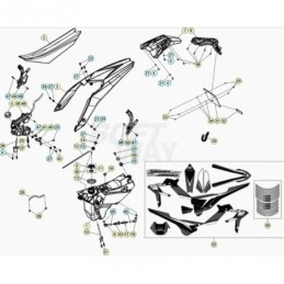 Nº 2 ASIENTO XTRAINER 2T MY...