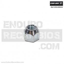 STEEL WHEEL NUT 250100042