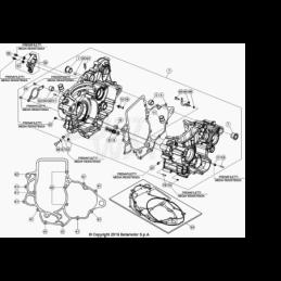 Nº 1 CARTER MOTOR RR 4T -...