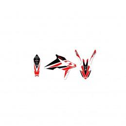 Kit Adhesivos Blackbird...