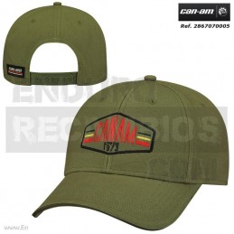 GORRA CAN-AM MOD. CLÁSICO...