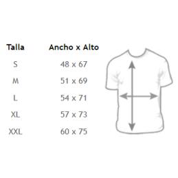Camiseta Casual Raid...