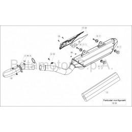 Extensiones de pala de trabajo Alpine Flex de 20 cm