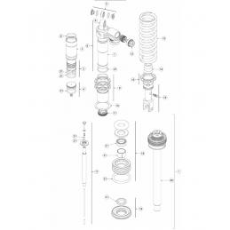 Extensión de portaequipajes LinQ de 15 cm