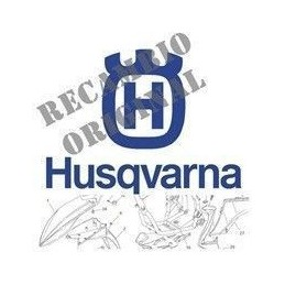 GUARDABARROS DELANTERO HUSQVARNA TE 449 2011