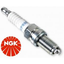 Cubrecarter aluminio Husqvarna TE250/300 14-15