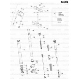 Posición despiece 6 -TORNILLO ESPECIAL RR-4T 1164607000